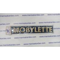 Kabartmalı Stıcker Depo Yazısı Moped, Mobylette ve Moblet Uyumlu  Altın Rengi 2 li Takım Fiyatı