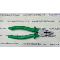 Pense Elta Tools 180 mm Kombine Opak İzoleli İzeltaş Marka Türk Malı
