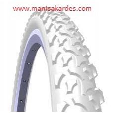 Bisiklet Dış Lastik 16 x 1.95 Gri Renk, Leo Tıre Marka İthal...