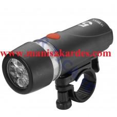 FAR BİSİKLET 5 LED (4 Pil Dahil) RCTS-808-11...
