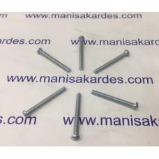 Cıvata 3/8x30 Silindir Baş Kaplamalı Türk Malı Adet Fiyatı