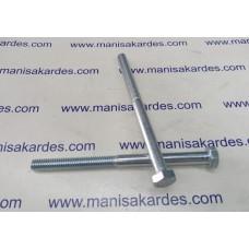 Cıvata 5/16x1100 Anahtar Başlı ve Kaplamalı Türk Malı Adet Fiyatı (m516