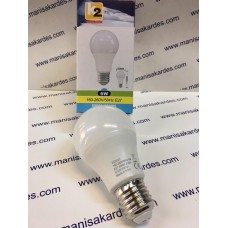 Ampul 220 Volt 6 Watt  Led K2 Model (160/260 Volt)