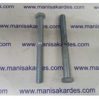 Cıvata M   x10 mm Kaplamalı Anahtar Başlı Tkl 6.8 Türk Malı Adet Fiyatı
