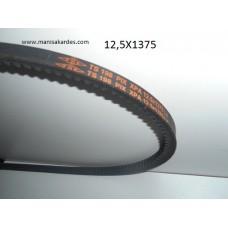 Kayış 12.5x1375 Ax İthal Pıx Marka, Isuzu, Peugeot ve Toyoto Otomativ Uyumlu