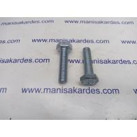 Cıvata M 10x40 Anahtar Başlı ve Kaplamalı Türk Malı Adet Fiyatı (m1040)